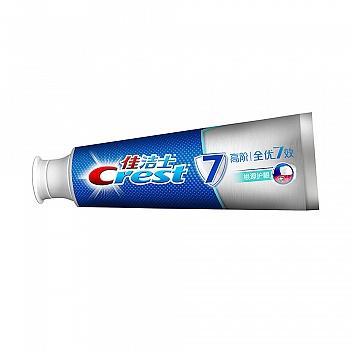 美国•佳洁士高阶全优7效 根源护龈 牙膏 140克