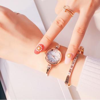 聚利时女士手表钢带?#33267;?#23567;巧时尚