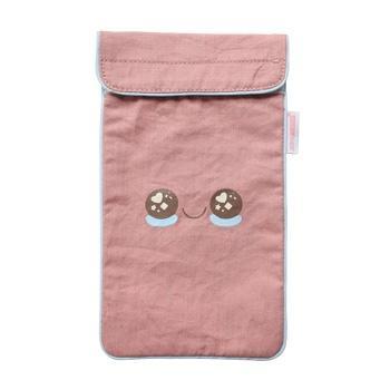 婧麒孕妇防辐射手机袋粉红色