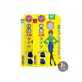日本•女人的欲望 塑身连裤袜 80D 黑色