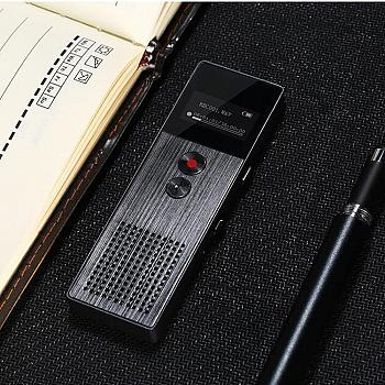 中国香港•REMAX 双麦录音笔