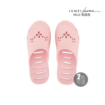 中国•聚美优选日式浴室拖鞋