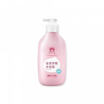 中国•红色小象全家护肤沐浴露(清爽)530ml