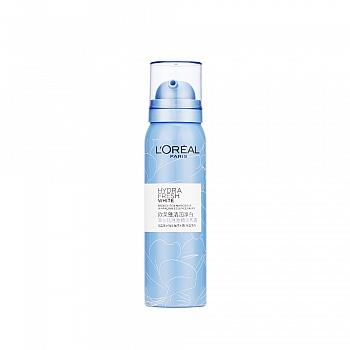 法国•欧莱雅清润净白海水仙泡泡精华乳液80ml