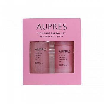 中国•欧珀莱(AUPRES)活力循环体验套盒 滋润型(网络销售专用)90ml+70ml
