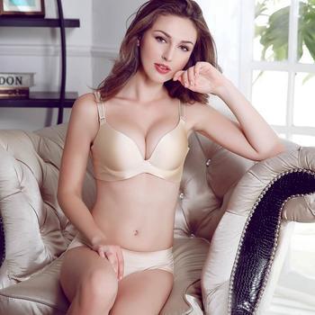 中国•揭伊娜 套装-无钢圈 性感聚拢文胸