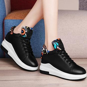 内增高运动鞋秋冬季新款休闲女鞋