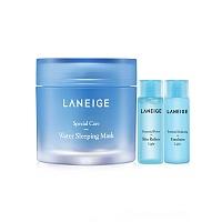 韩国•兰芝(LANEIGE)夜间修护睡眠面膜 3件套组