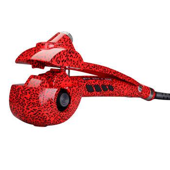 ulike自动卷发器豹纹红