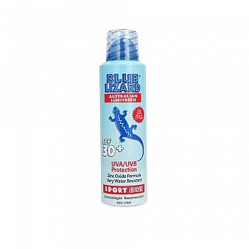 中国•BLUE LIZARD防晒乳SPF30+(Sport运动型)170ml