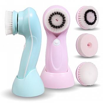 充电式电动洁面仪毛孔清洁器