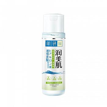日本•曼秀雷敦肌研润美肌保湿化妆水-清爽型 170ml