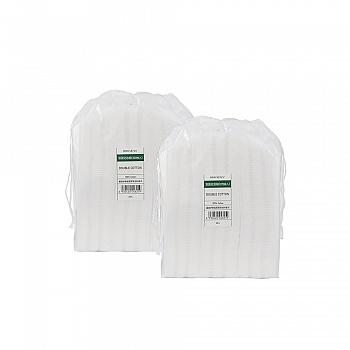 [2袋装]悦诗风吟乐活自然工具-双面化妆棉 222枚
