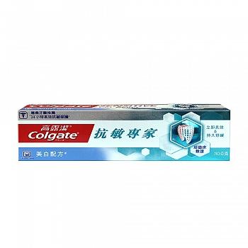 美国•高露洁(Colgate)抗敏专家美白牙膏110g(泰国进口)
