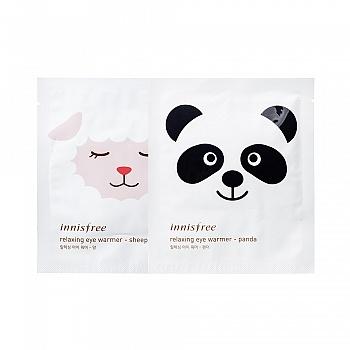 韩国•悦诗风吟(innisfree)舒缓温蒸眼罩2枚装