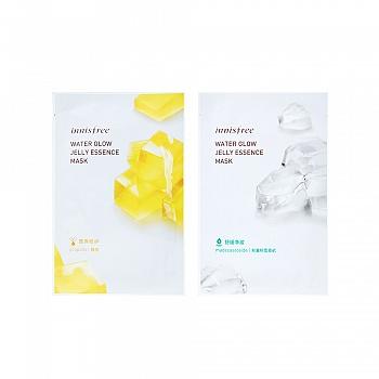 韩国•悦诗风吟(innisfree)水光果冻面膜2片装 舒缓修护