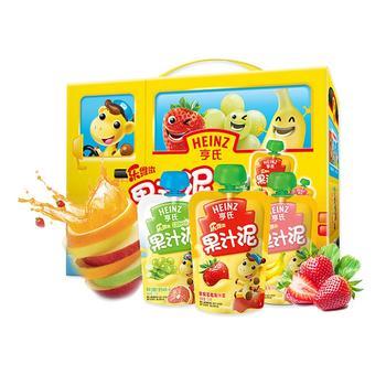 果汁泥12+2促销装(电商专供版)