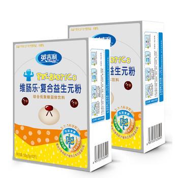 英吉利 复合益生元粉150g/盒*2