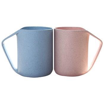 Ymer简约洗漱口杯家用儿童刷牙杯子创意可爱牙缸杯套装一对情侣