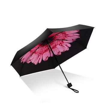 德国iRain小清新袖珍防晒口袋伞