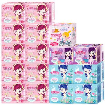 七度空间少女系列日夜用组合17包
