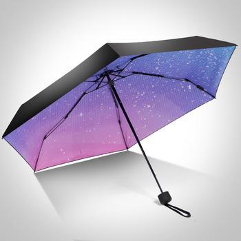 德国iRain袖珍口袋迷你防晒晴雨伞