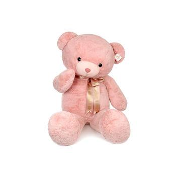 七夕情人节礼物柏文熊浪漫樱花熊毛绒玩具公仔抱抱熊