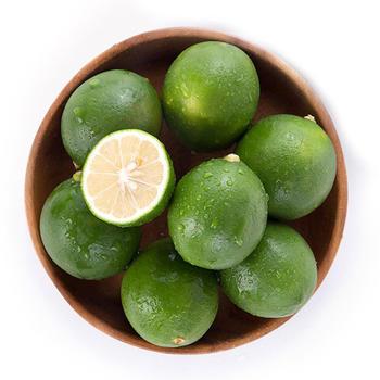 乐知果海南青柠檬5斤新鲜水果