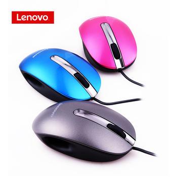 Lenovo/联想M40有线鼠标镂空设计