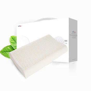 Nittaya妮泰雅 泰国原装进口乳胶枕颈椎护颈保健枕