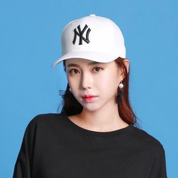 MLB棒球帽白色IF741-50W