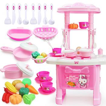 奥智嘉过家家厨房益智玩具