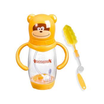 贝儿欣婴儿PA防胀气感温奶瓶 0-3岁 300ml