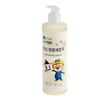 啵乐乐韩国儿童奶瓶清洗液500ml