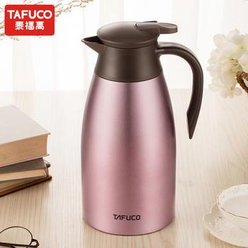 泰福高304不锈钢家用保温壶热水瓶大容量