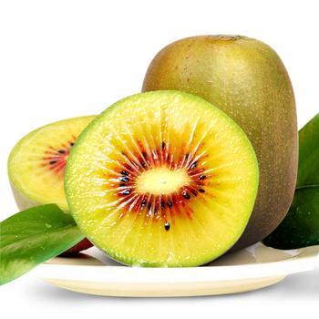 乐知果红心猕猴桃中果15 30粒新鲜水果