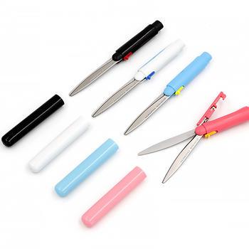 KOKUYO国誉 进口便携式 剪刀 笔型剪刀