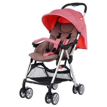 gb好孩子可坐可躺伞车便携婴儿车