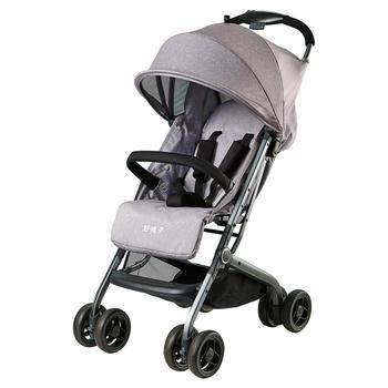 gb好孩子便携婴儿可躺可坐口袋车