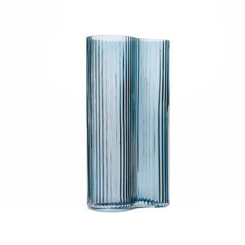 柏斐家饰 马卡龙色 玻璃花瓶
