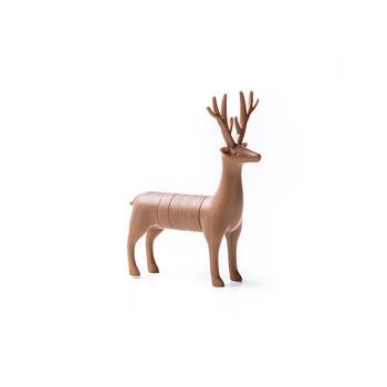 泰国Qualy动物创意冰箱磁性贴6只装