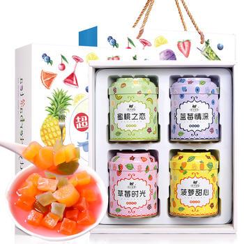 花果茶礼盒 共600克