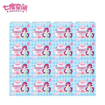 七度空间卫生巾少女系列10片8包装