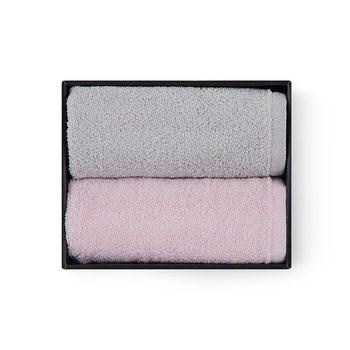 聚美优选中空纱纯棉方巾(两条装)