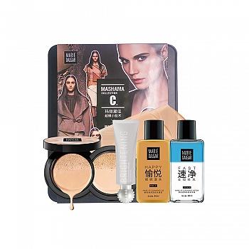 玛丽黛佳巴黎时装周超模小脸术-呼吸裸妆专享礼盒