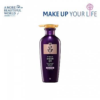 吕滋养韧发密集强韧洗发水(油性头皮) 400ML