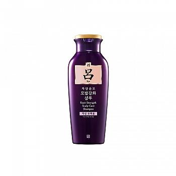 吕滋养韧发密集强韧洗发水(油性头皮) 200ML