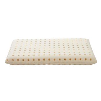 多样屋 儿童乳胶平枕枕芯