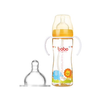 PPSU宽口奶瓶300ml+1个XL奶嘴