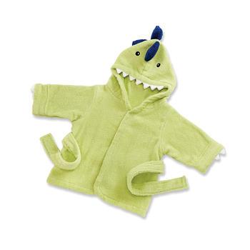 BabyAspen 婴儿纯棉连帽浴袍 0-9个月